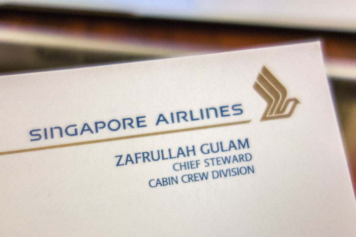 What It\'s Like to Fly the $23,000 Singapore Airlines Suites Class