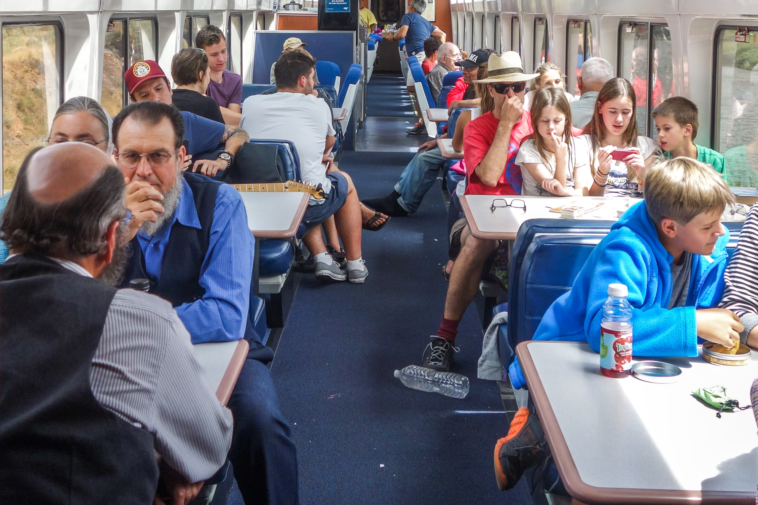 across the usa by train for just 186