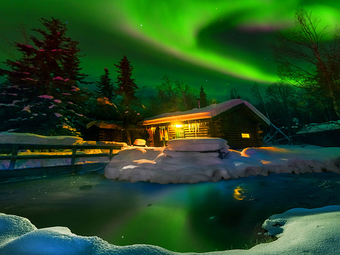 Best Time To See Northern Lights In Alaska 2020.2017 Is Your Best Chance To See The Northern Lights For A Decade