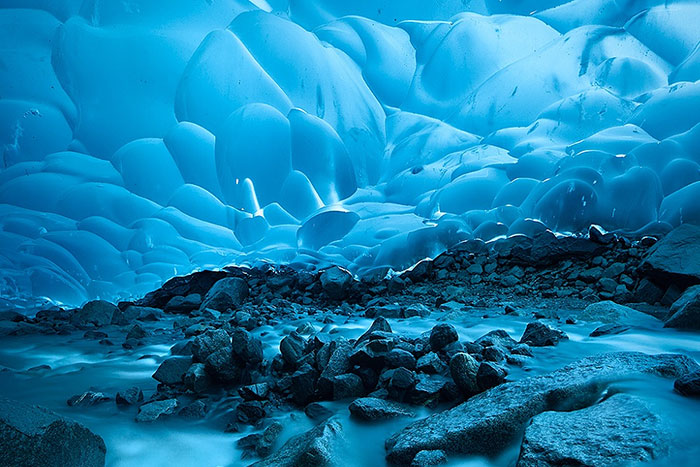 See the Mendenhall Ice Cave Before It Melts